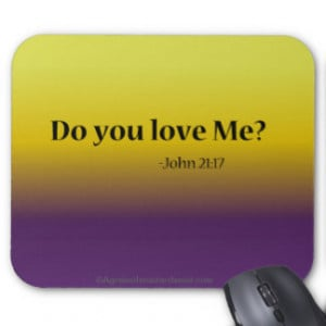 Easter Quotes Mouse Pads