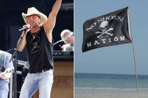 Kenny Chesney Island Wallpaper Kenny chesney pirate flag!