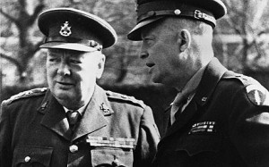Churchill and Eisenhower ordered World War II UFO cover-up
