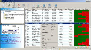 Historical Stock Quotes Downloader Yahoo 7.33 Download