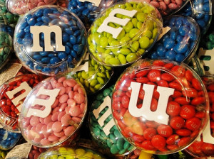 candies, chocolate, food, m&m, sweets