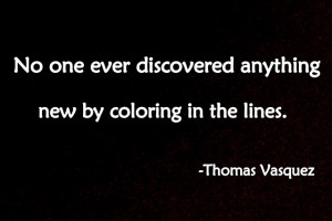 Very Smart Quotes About Love: No One Ever Discoverd Enything New By ...