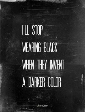 need a darker color