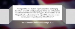 Senator Johnny Isakson Featured Image