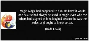 Magic Quotes Day