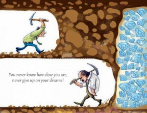 Quotes on not giving up - Motivational Quotes for College Students