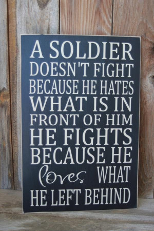American Patriotic Quotes Soldiers