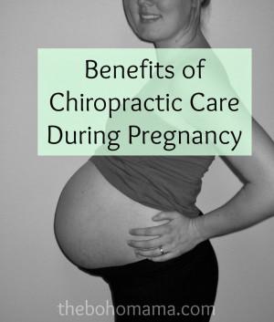 Benefits Chiropractic Care...
