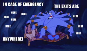 15 Hilarious Quotes from the Genie in Aladdin