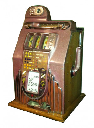 Old Slot Machines for Sale