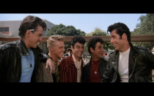 Birds, Grease: 1978 Movies, Rockabilly Psychobilly Grease, Grease ...