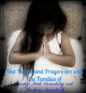 sandy hook prayers