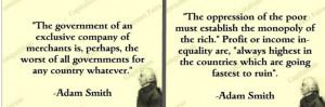 Adam Smith Quotes Adam smith's economic text