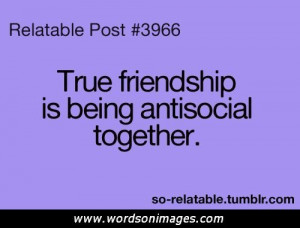 Anti friendship quotes