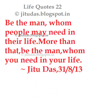 English Life quotes part 5 by Jitu Das quotes