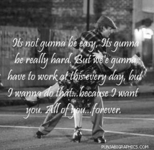 Love Quote: I Want U…