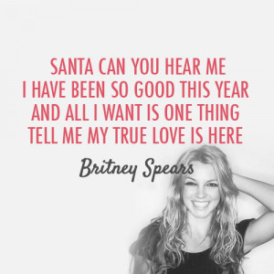 Only Wish Quote (About best christmas song, christmas, christmas song ...