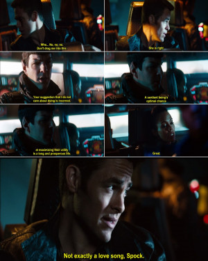 Star Trek Into Darkness Quote-1