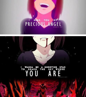 EVIL ANIME CHARACTER QUOTES