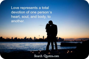 Quotes About Dedication And Love