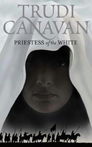 ... of Priestess of the White (Age of Five Gods, book 1) by Trudi Canavan