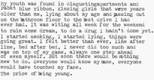 Quotes About Being Young Tumblr