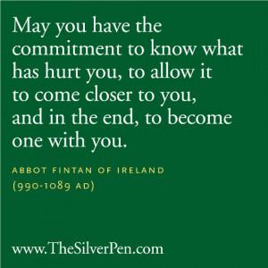 An Irish Prayer – Abbot Fintan