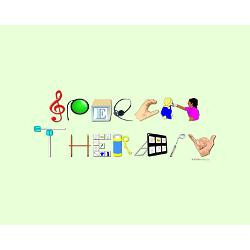 Speech and Language Therapy Clip Art