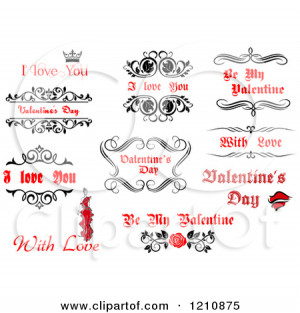 ... card sayings - case 210 lawn tractor Clipart of Valentine Sayings