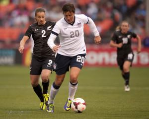 Abby Wambach Soccer Quotes Abby wambach won a sixth u.s. soccer female ...