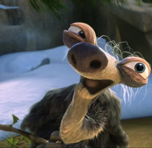 Sid The Sloth Quotes Ice Age 4