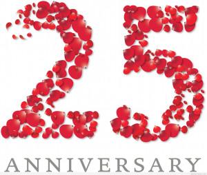 happy anniversary 25 anniversary