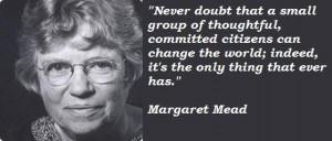 Margaret mead fam...