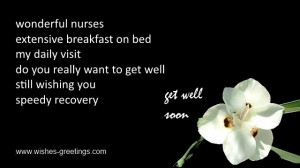funny recovery words after operation