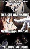 Hellsing/Twilight Meme by thesalsaman
