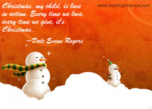 ... More Inspirational Quotes Titan Design Graphic Christmas Eve Service