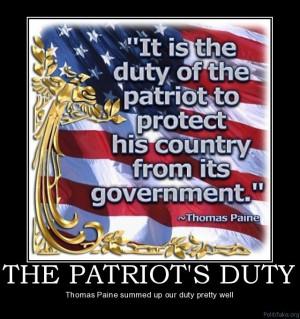 Patriot's Duty