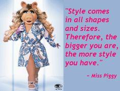 quote miss piggy more miss piggies quotes
