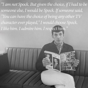 LEONARD, IN HIS OWN WORDS