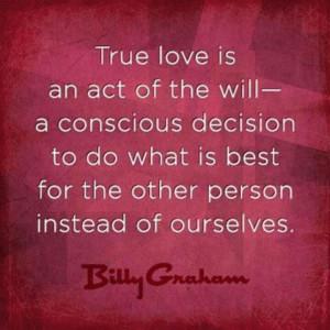 Unselfish love♥