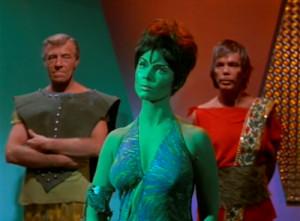... Star Trek . Season 3, episode 14. NBC. 3 January 1969. DVD. Paramount