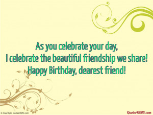 As you celebrate your day, I celebrate the beautiful...