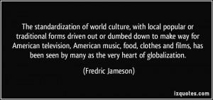More Fredric Jameson Quotes