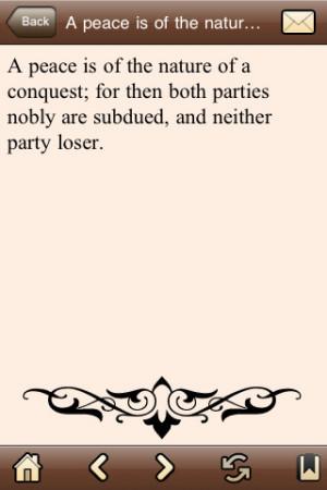 App Store William Shakespeare Inspirational Quotes