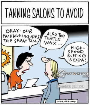 fake tan cartoons, fake tan cartoon, funny, fake tan picture, fake tan ...