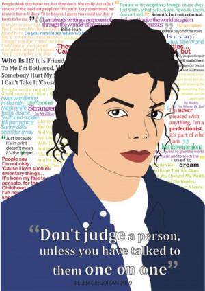 Michael Jackson Vector Art