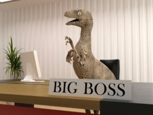What is your boss' management style? How does it compare to yours?