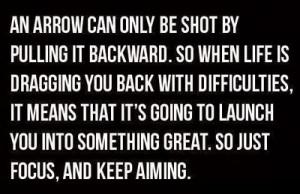 Keep positive :)