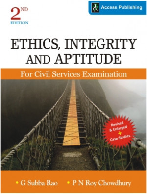 Ethics, Integrity and Aptitude for Civil Services Examination (English ...
