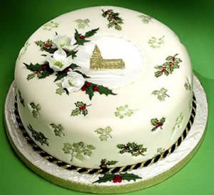 mini christmas cake decorating ideas